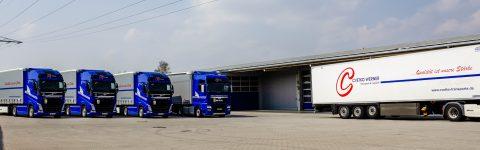Unschlagbare Transport- und LKW-Dienstleistungen